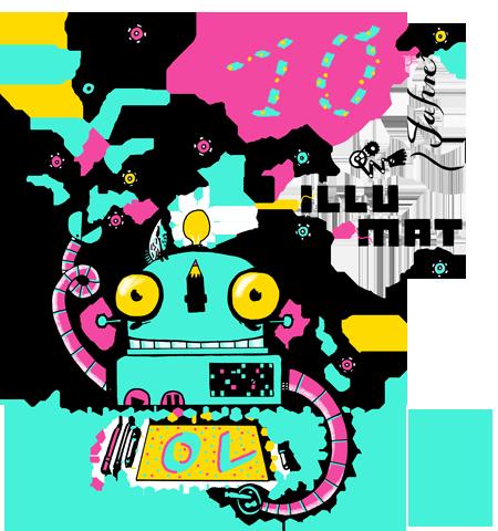 10 Jahre Illumat!